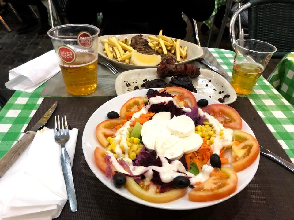 gastronomie au Portugal
